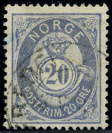 Lot 3956 - 21 mm elektrotypi  -  Skanfil Auksjoner AS  Public auction 211