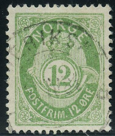 Lot 3982 - 21 mm stereotypi  -  Skanfil Auksjoner AS  Public auction 211