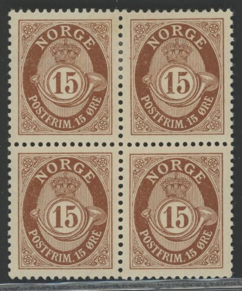 Lot 4162 - 1909-1929  -  Skanfil Auksjoner AS  Public auction 211
