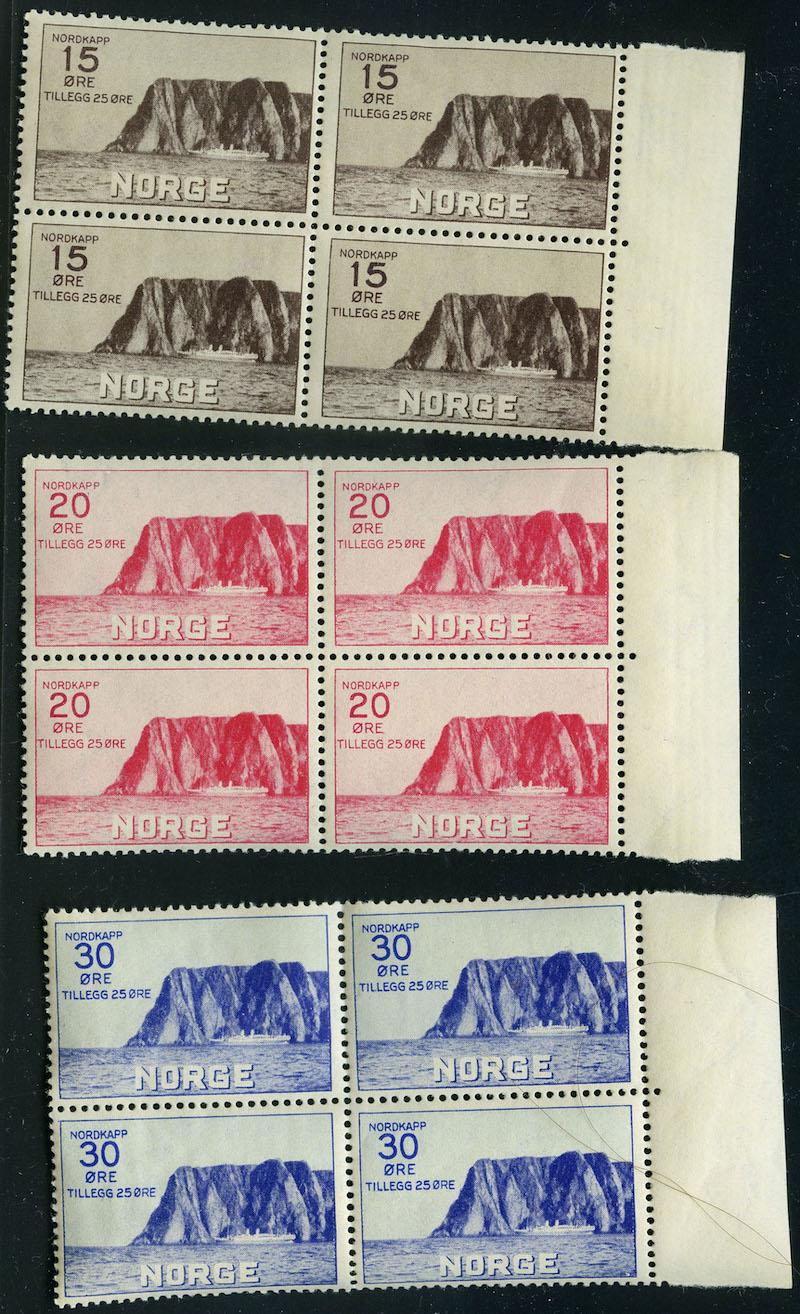 Lot 4186 - 1930-1939  -  Skanfil Auksjoner AS  Public auction 211