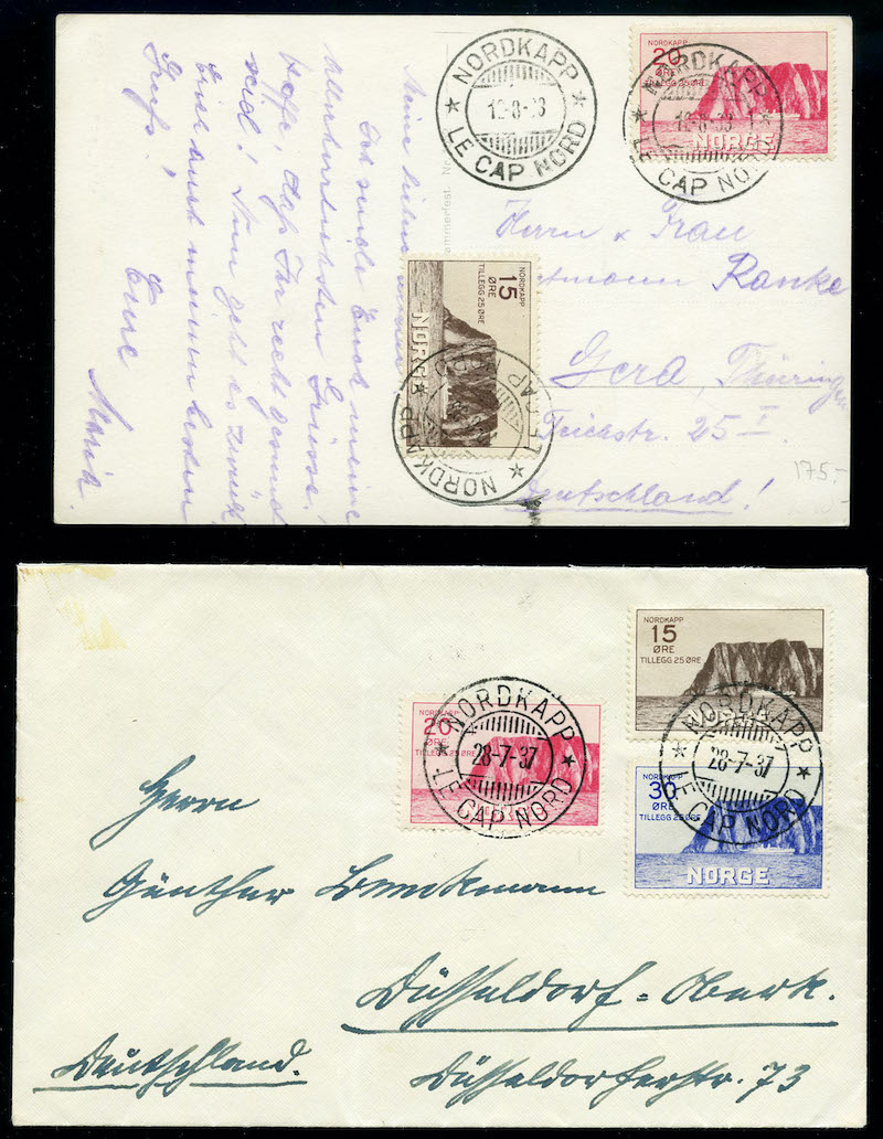Lot 4188 - 1930-1939  -  Skanfil Auksjoner AS  Public auction 211