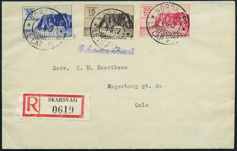 Lot 4189 - 1930-1939  -  Skanfil Auksjoner AS  Public auction 211