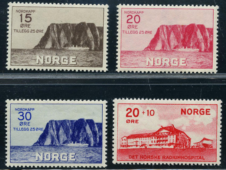 Lot 4190 - 1930-1939  -  Skanfil Auksjoner AS  Public auction 211