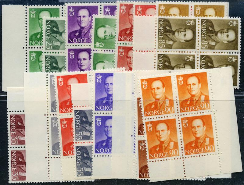 Lot 4221 - Etter krigen  -  Skanfil Auksjoner AS  Public auction 211