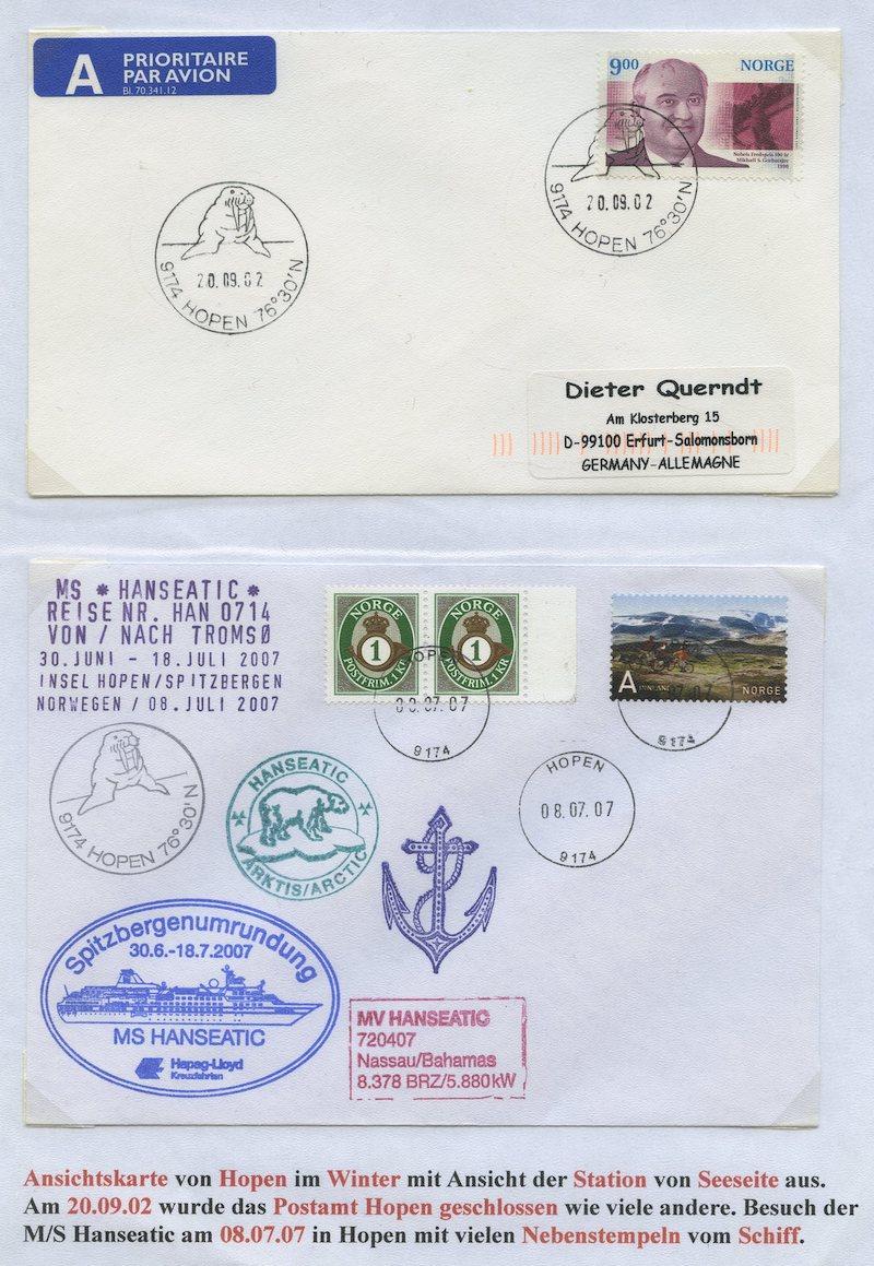 Lot 4499 - Antarktis/Arktis  -  Skanfil Auksjoner AS  Public auction 211
