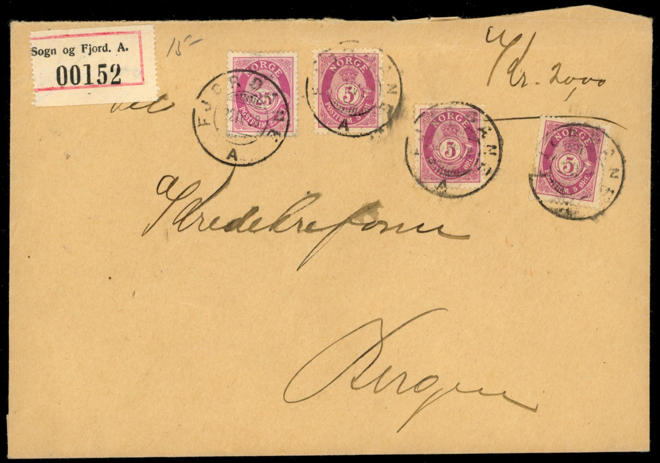 Lot 4510 - Skipspost  -  Skanfil Auksjoner AS  Public auction 211
