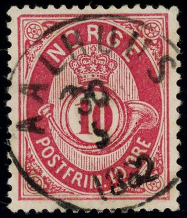 Lot 4520 - Enringsstempler  -  Skanfil Auksjoner AS  Public auction 211