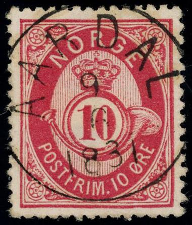 Lot 4521 - Enringsstempler  -  Skanfil Auksjoner AS  Public auction 211