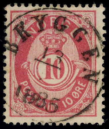 Lot 4525 - Enringsstempler  -  Skanfil Auksjoner AS  Public auction 211