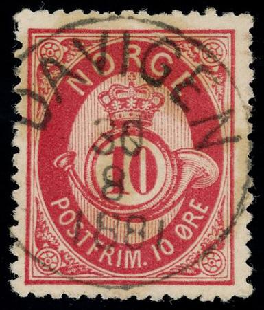 Lot 4528 - Enringsstempler  -  Skanfil Auksjoner AS  Public auction 211