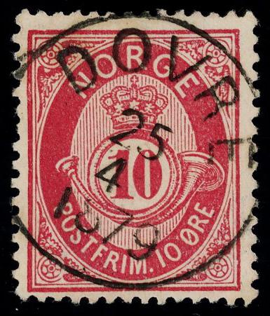 Lot 4529 - Enringsstempler  -  Skanfil Auksjoner AS  Public auction 211