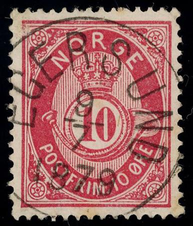 Lot 4530 - Enringsstempler  -  Skanfil Auksjoner AS  Public auction 211
