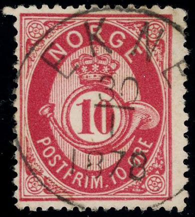 Lot 4531 - Enringsstempler  -  Skanfil Auksjoner AS  Public auction 211