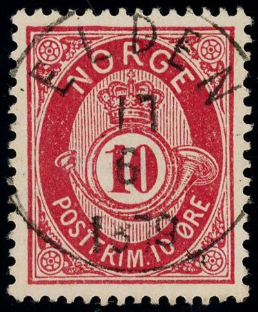 Lot 4532 - Enringsstempler  -  Skanfil Auksjoner AS  Public auction 211