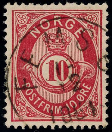 Lot 4535 - Enringsstempler  -  Skanfil Auksjoner AS  Public auction 211