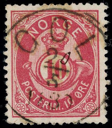 Lot 4537 - Enringsstempler  -  Skanfil Auksjoner AS  Public auction 211