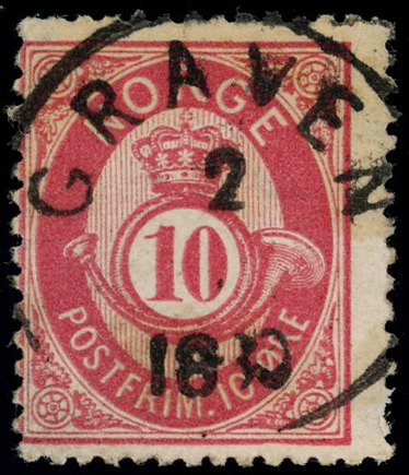 Lot 4538 - Enringsstempler  -  Skanfil Auksjoner AS  Public auction 211