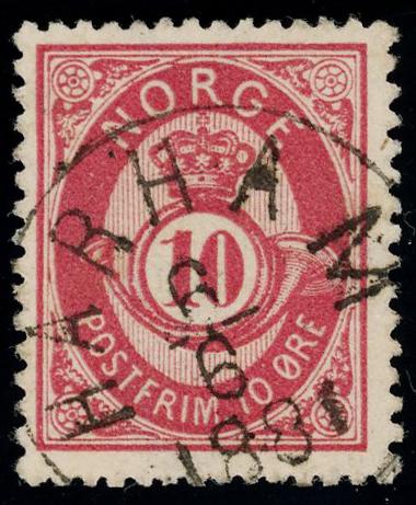 Lot 4541 - Enringsstempler  -  Skanfil Auksjoner AS  Public auction 211