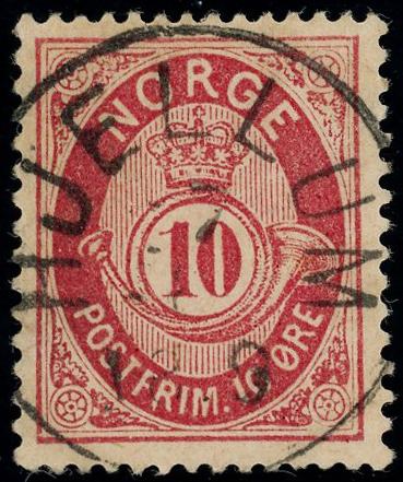 Lot 4543 - Enringsstempler  -  Skanfil Auksjoner AS  Public auction 211
