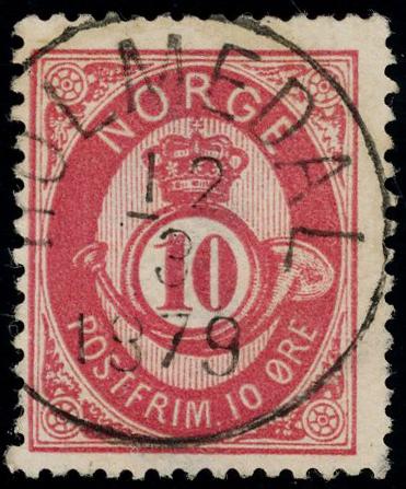 Lot 4544 - Enringsstempler  -  Skanfil Auksjoner AS  Public auction 211