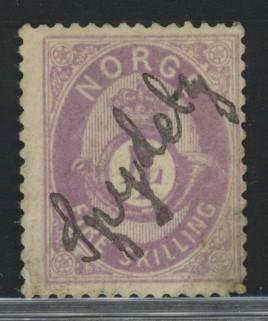 Lot 4625 - Håndskrevne annulleringer  -  Skanfil Auksjoner AS  Public auction 211