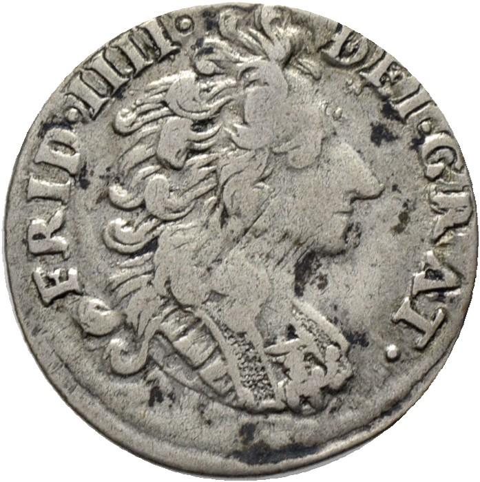 Lot 46 - Frederik IV (1699-1730)  -  Skanfil Auksjoner AS  Public auction 211