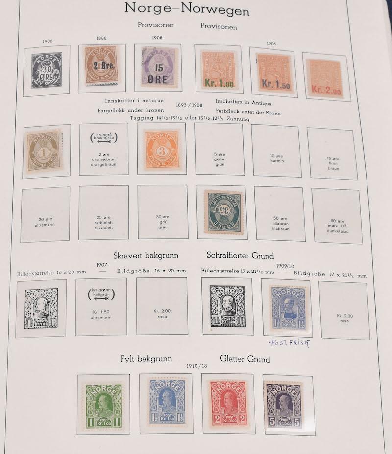 Lot 4772 - Samlinger/lotter over 1000,-  -  Skanfil Auksjoner AS  Public auction 211