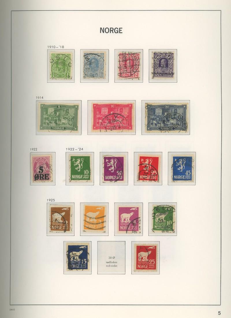 Lot 4801 - Samlinger/lotter over 1000,-  -  Skanfil Auksjoner AS  Public auction 211