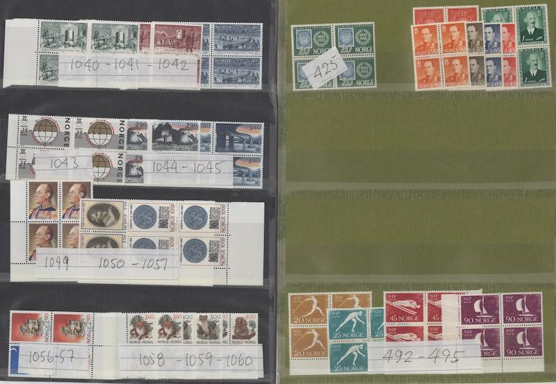 Lot 4836 - Samlinger/lotter over 1000,-  -  Skanfil Auksjoner AS  Public auction 211
