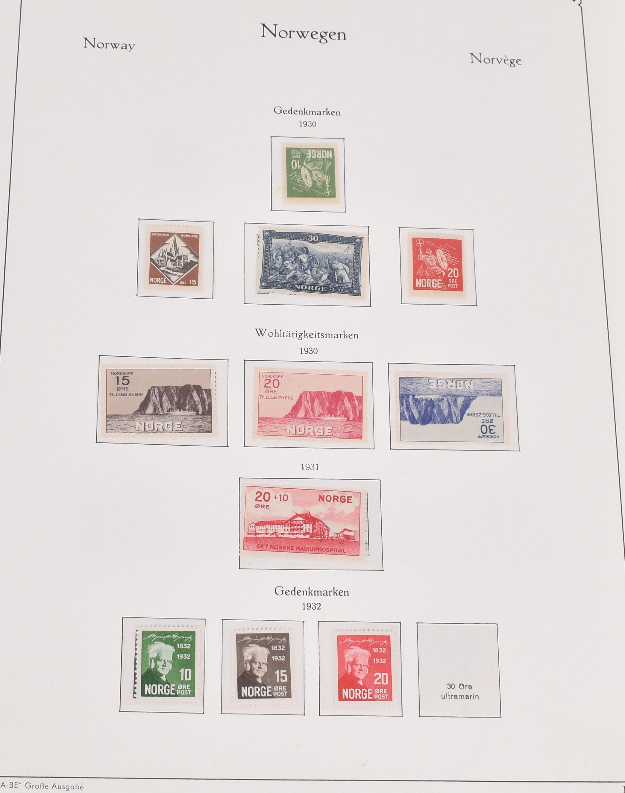 Lot 4846 - Samlinger/lotter over 1000,-  -  Skanfil Auksjoner AS  Public auction 211