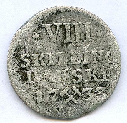 Lot 55 - Christian VI (1730-1746)  -  Skanfil Auksjoner AS  Public auction 211