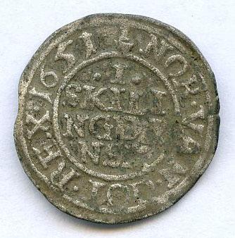 Lot 6 - Frederik III (1648-1670)  -  Skanfil Auksjoner AS  Public auction 211