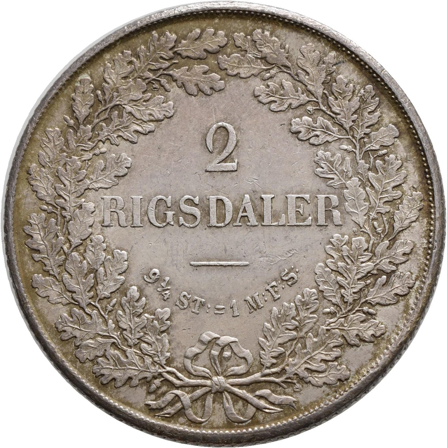 Lot 655 - Danmark Frederik VI til Chr. IX  -  Skanfil Auksjoner AS  Public auction 211