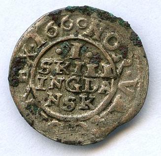 Lot 8 - Frederik III (1648-1670)  -  Skanfil Auksjoner AS  Public auction 211