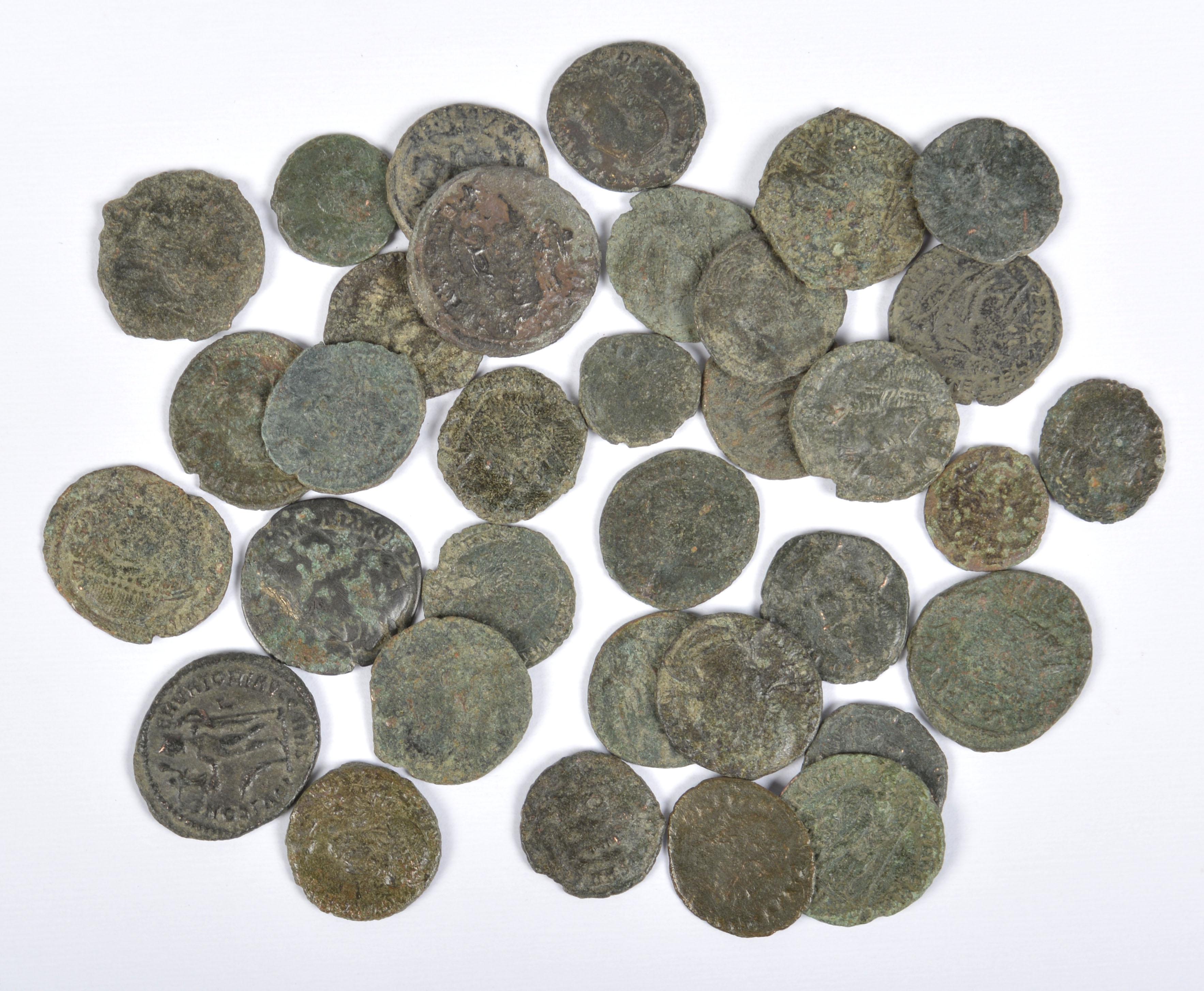 Lot 887 - Antikke mynter  -  Skanfil Auksjoner AS  Public auction 211