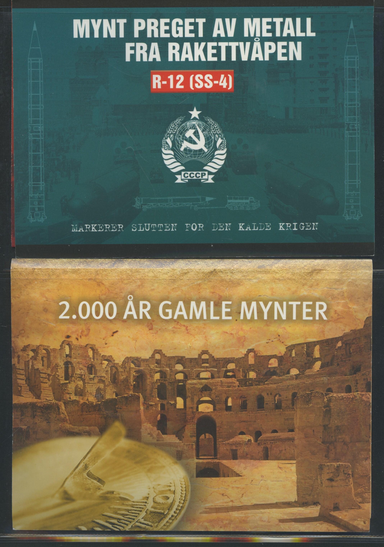Lot 909 - Mynter Hele Verden  -  Skanfil Auksjoner AS  Public auction 211