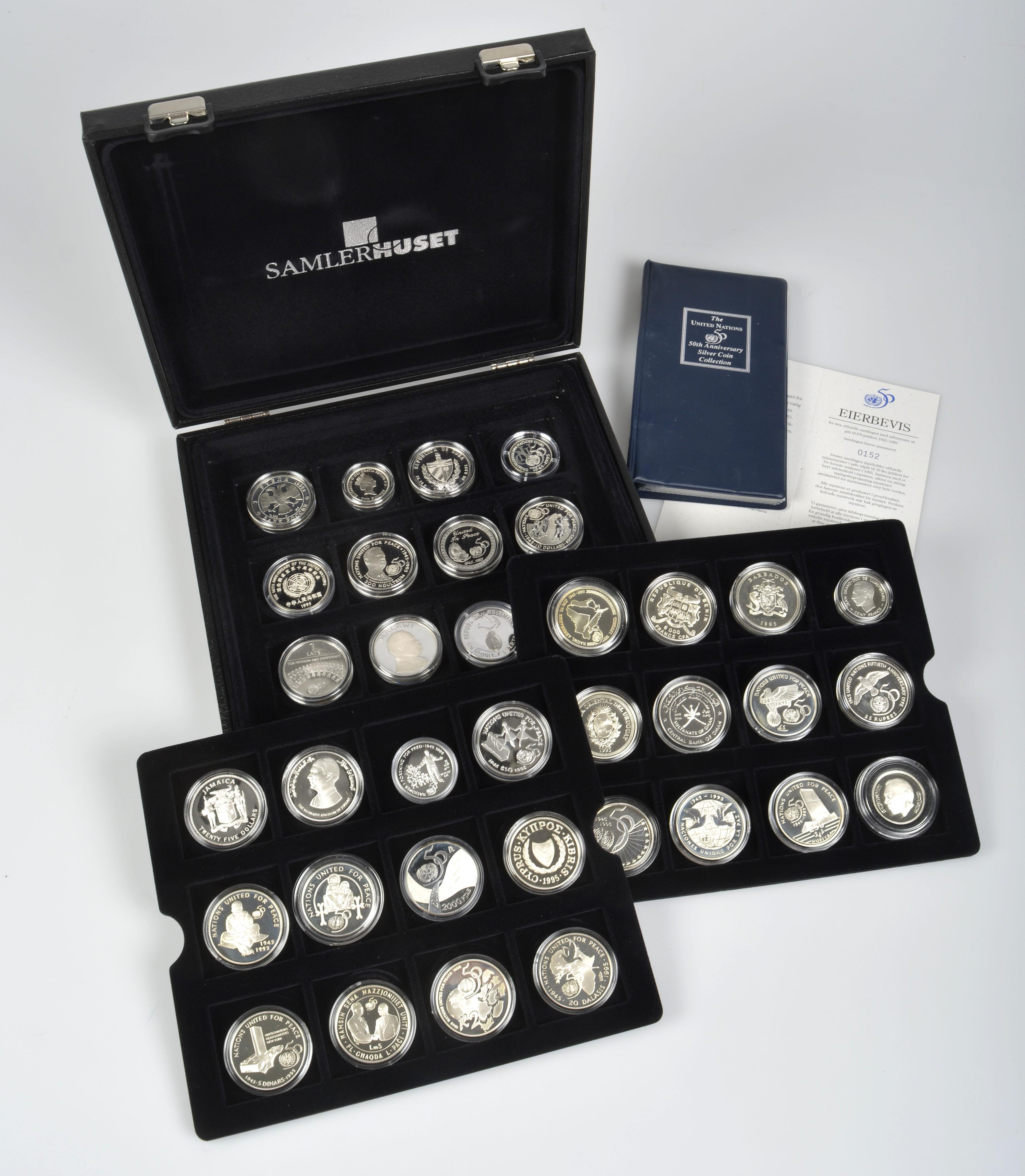 Lot 916 - Mynter Hele Verden  -  Skanfil Auksjoner AS  Public auction 211