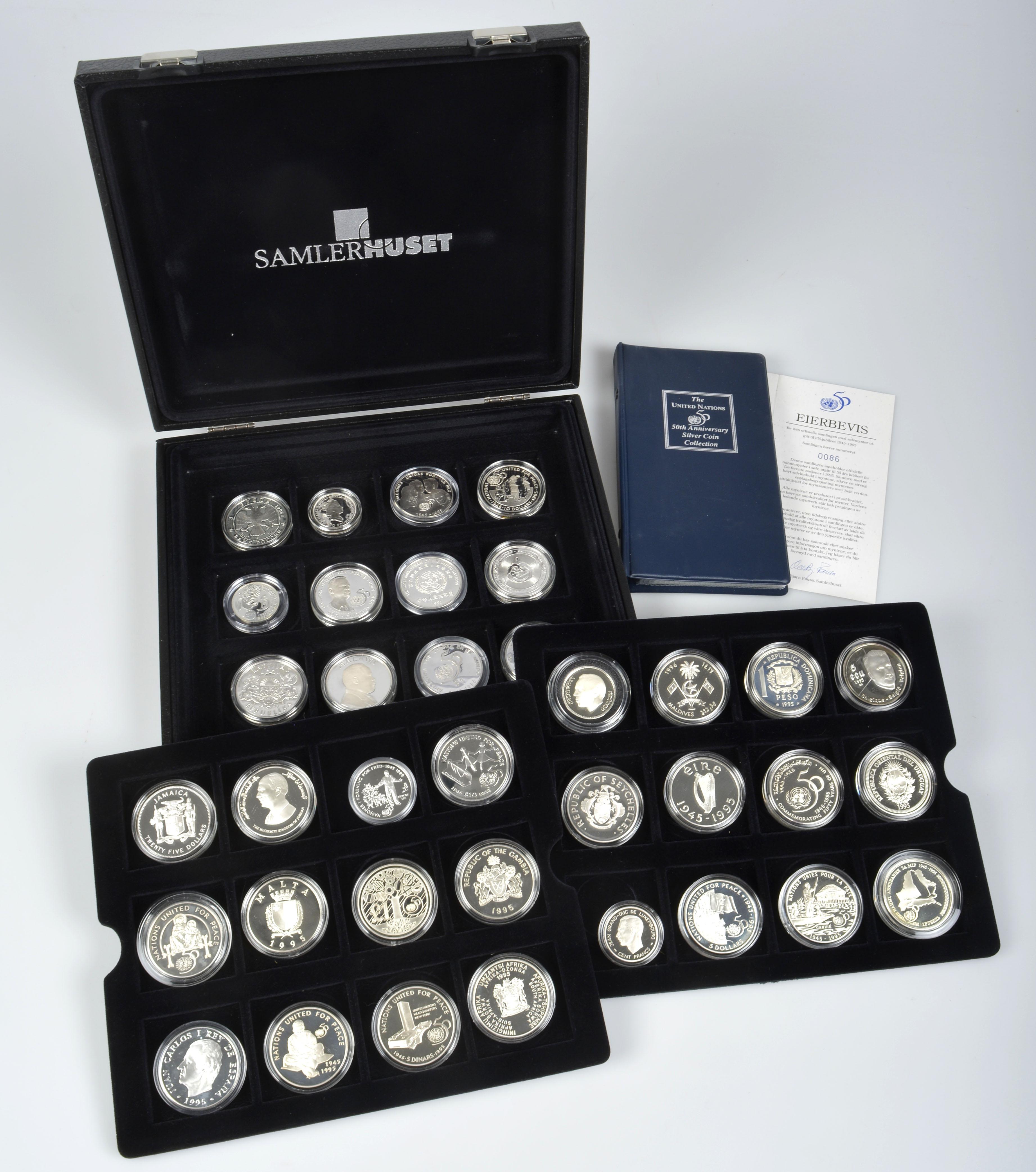 Lot 917 - Mynter Hele Verden  -  Skanfil Auksjoner AS  Public auction 211