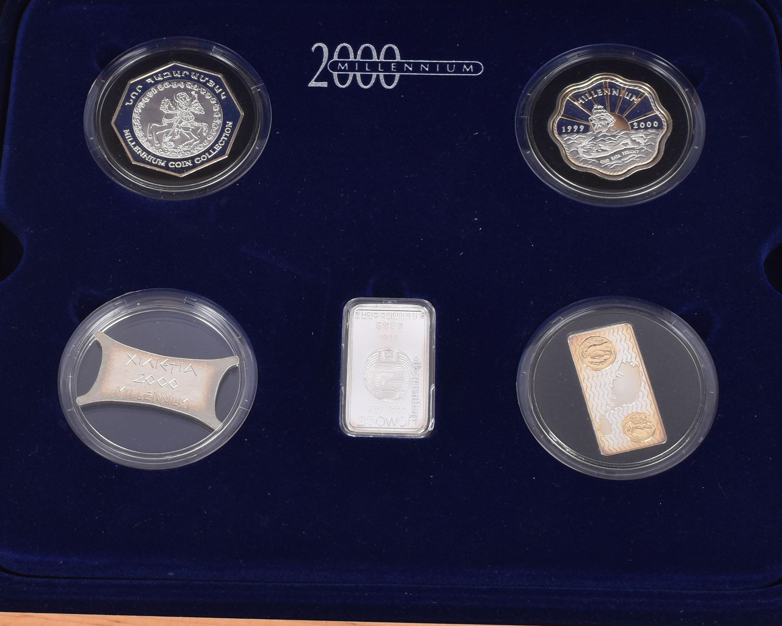 Lot 933 - Mynter Hele Verden  -  Skanfil Auksjoner AS  Public auction 211