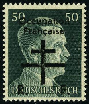 Lot 1477 - France timbres de liberation - cat. mayer -  Francois Feldman F.C.N.P François FELDMAN sale #124