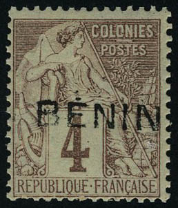 Lot 1902 - Benin  -  Francois Feldman F.C.N.P François FELDMAN sale #124