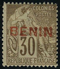 Lot 1907 - Benin  -  Francois Feldman F.C.N.P François FELDMAN sale #124