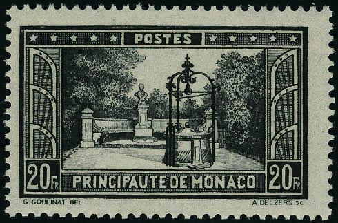 Lot 1250 - Monaco  -  Francois Feldman F.C.N.P François FELDMAN sale #127