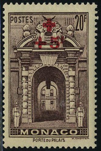 Lot 1263 - Monaco  -  Francois Feldman F.C.N.P François FELDMAN sale #127