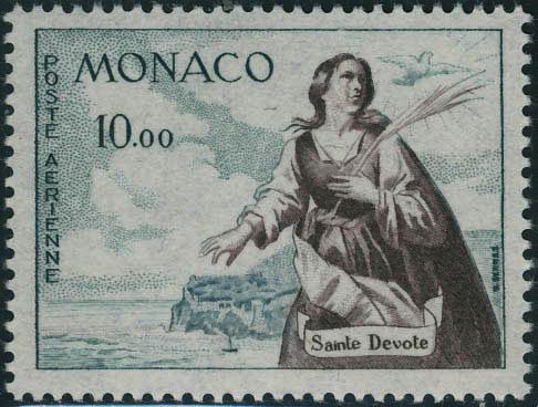 Lot 1292 - Monaco poste aerienne -  Francois Feldman F.C.N.P François FELDMAN sale #127