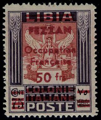 Lot 1744 - fezzan  -  Francois Feldman F.C.N.P François FELDMAN sale #127